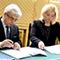 Porozumienie o współpracy GWSH z Zespołem Szkół Ogólnokształcących i Technicznych w Czeladzi